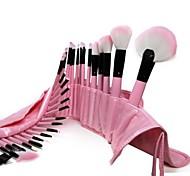 32PCS Makeup Brushes Cosmetic Eyebrow Lip Eyeshadow Brushes Set with Case
