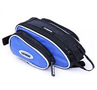 VSHENG Blue Triangle Cycling Bicycle Front Tube Bag