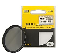 NISI 55mm PRO CPL Ultra Thin Circular Polarizer Lens Filter