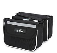 IFIRE Breathable Mesh Black Cycling Frame Bag