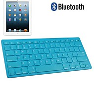 angibabe lichtblauw bluetooth toetsenbord voor ipad lucht ipad mini 3 ipad mini 2 ipad mini ipad 4/3/2/1