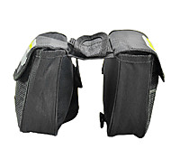 BOODUN Large Size Black Waterproof Nylon Bike Bicycle Frame Bag