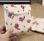 Portable Sanitary Napkin Case Random Color