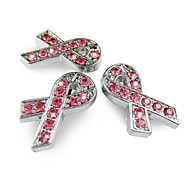 Dog tags Peace Ribbons Shape Accessory for Collars for Pets Dogs