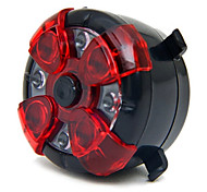 Mountainpeak Apple-shaped Rotating Black PP Taillight