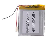 "Universal Replacement 3.7V 1800mAh  Li-polymer Battery for 7~10"" Macbook Samsung Acer Sony Apple Tablet PC (4*45*55)"