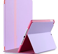 Vouni Keen Series Stripe Design PU Leather with Stand Full Body Case for iPad Air