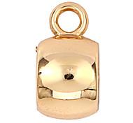 cercle d'alliage des charmes DIY de pendants d'oreille&collier (10 pcs par paquet)