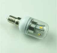 e14 / G9 / GU10 5W 10x5730smd 400lm warm / koel wit led corn lights (ac 85-265)