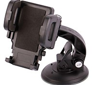Black Adjustable Multi Direction Holder for Mobile/MP4/PDA/GPS/PSP