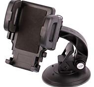 titular de multi ajustável preto sentido para celular / MP4 / PDA / GPS / psp