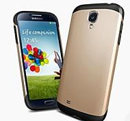 2 in 1 Armour Hybrid Case für Samsung Galaxy I9500 S4 (verschiedene Farben)