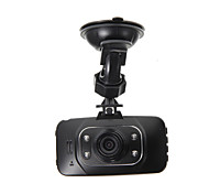 "LCD de 2,7 ""120 ° Grande Angular Full HD Câmera Car DVR Camcorder W / G-Sensor HDMI detecção de movimento GS8000L"