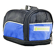 BOODUN Blue Waterproof Nylon Bike Bicycle Saddle Bag