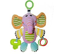 Babyfans ™ Baby Cute Elephant Cartoon Shaped Stuffed Toys