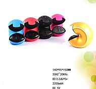 Snail Super-long Standby Hi-Fi Bluetooth Speaker MicroSD TF Portable Handfree for iPhone Samsung and Other Cellphone