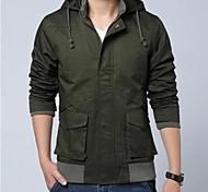 Men's Hoodie Casual Jacket