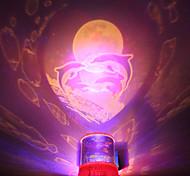 requin bricolage galaxie romantique ciel étoilé projecteur de lumière de nuit pour fête de noël