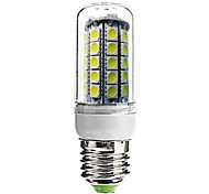 E26/E27 LED Corn Lights T 59 SMD 5050 700 lm Cool White Decorative AC 220-240 V