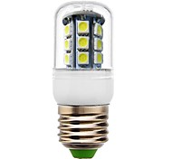 JUXIANG E26/E27 4 W 27 SMD 5050 300 LM Cool White Recessed Retrofit Decorative Corn Bulbs AC 220-240 V