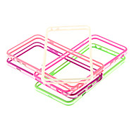 Solid Color TPU Bumper Frame for iPhone 6 Plus(Assorted Colors)