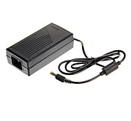 EU Plug DC 12V to AC110-240V 6A 72W LED Power Adapter