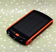 23000mAh Solar Power Bank for iPhone 6/6 plus/5S/4S/5/SamsungS3/S4/S5 and Laptop
