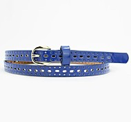 Women Skinny Belt , Cute/Casual Alloy/Leather