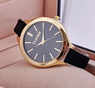 Women's Fashion Joker contracted Big Dial Thin Strap Watches(Assorted Colors)