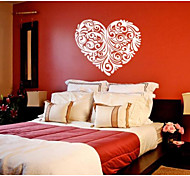 JiuBai™ Heart Pattern Home Decoration Wall Sticker Wall Decal