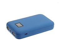 gommage hh 8400mAh batterie externe multi-sorties pour les appareils mobiles