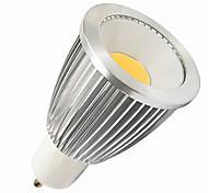 LOHAS Lâmpada de Foco GU10 7 W 550-630 LM 2800-3200K K Branco Quente 1 LED de Alta Potência AC 100-240 V MR16