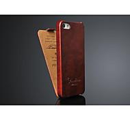 Retro-PU-Leder-Tasche für iPhone 5s / 5
