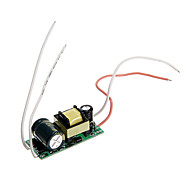0.3A 8-15W DC 24-50V to AC 85-265V Internal Constant Current Power Supply Driver for LED Spot Lights