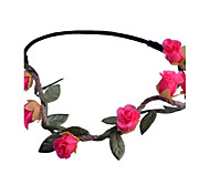 Lureme®Seven Small Roses Headband