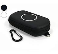 viajes protector bolsa de transporte estuche rígido bolsa de la cubierta de la manga de la piel para Sony PSP Go