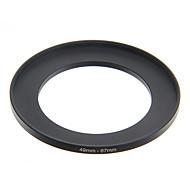 eoscn 49 milímetros anel conversão de 67 milímetros