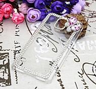 Diamant Schmetterling Hülle für Samsung Galaxy i9600 s5