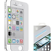 High Quality 0.33mm Gold Tempered Glass for iPhone 5/5S
