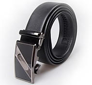 Men Buckle/Waist Belt , Casual/Work Leather