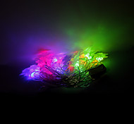 4M 20 LEDs Christmas Halloween decorative lights festive strip lights-Christmas tree (220V)