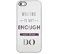Sie müssen für das iPhone 4/4S Haben Ausführung Aluminium Hard Case