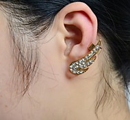 Ear CuffsJewelry Alloy / Rhinestone Wedding / Party / Daily / Casual / Sports