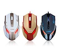 Lapop D-X1 Wried Gaming 6D USB Mouse DPI 800/1400/1600/2400