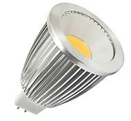 LOHAS Lâmpada de Foco 7 W 550-630 LM 2800-3200K K Branco Quente 1 LED de Alta Potência DC 12 V MR16