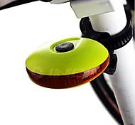 KUTOOK Mountain Bike Yellow Taillights Security Warning Light