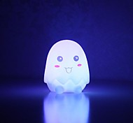 20PCS Eggshell Shaped Colorful LED Night Light