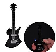 Creative Guitar Metal Lighters Toys(Random Color)