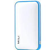MiLi HI-B06-2 6000mAh Ultrathin External Battery for Mobile Devices