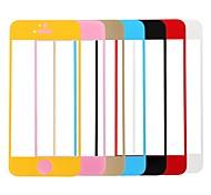 Link Traum bunte Premium-Hartglas Schirmschutz mit Halterung für iPhone 5 / 5s